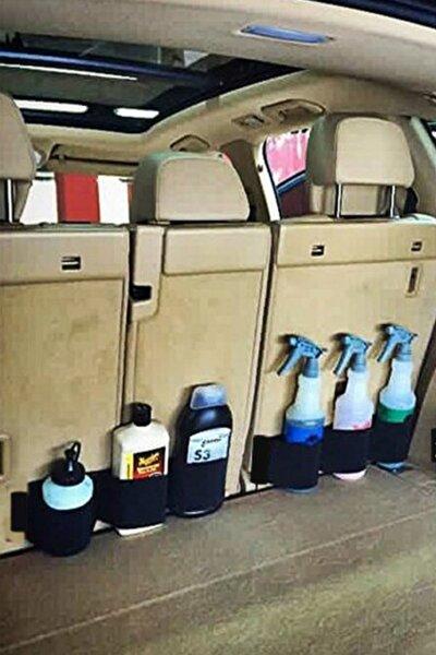 Pocket Araç Oto 3 Bölmeli Bagaj Düzenleyici Eşya Dabitleyici Cırt