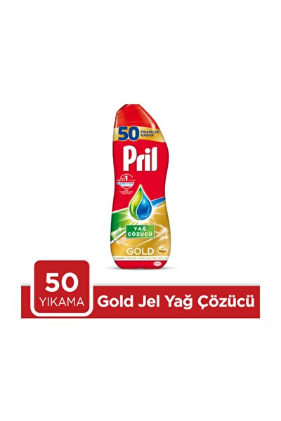 Gold Jel 50 Yıkama 900 ml