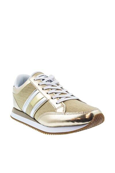 Retro Kadın Sarı Spor Ayakkabı (EN0EN00413-715)