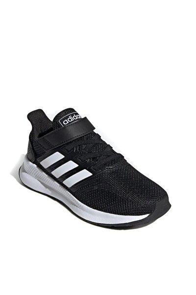 RUNFALCON Siyah Erkek Çocuk Sneaker Ayakkabı 100536361