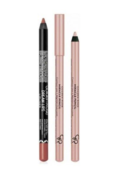 Göz Ve Dudak Için Aydınlatıcı Kalem - Miracle Pencil + Dream Lips Dudak Kalemi 503