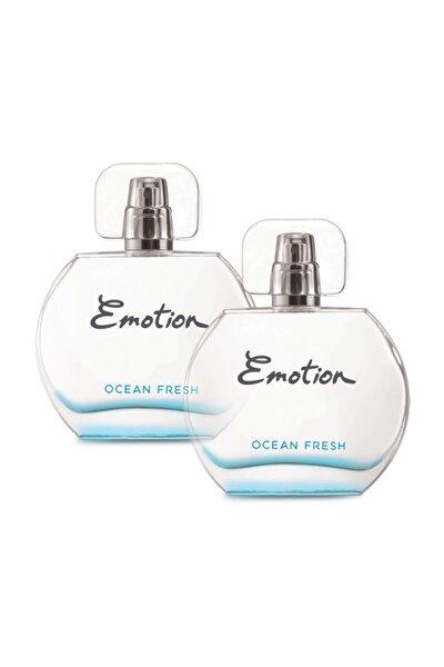 Ocean Fresh 2 Adet 50ml Edt Kadın Parfüm