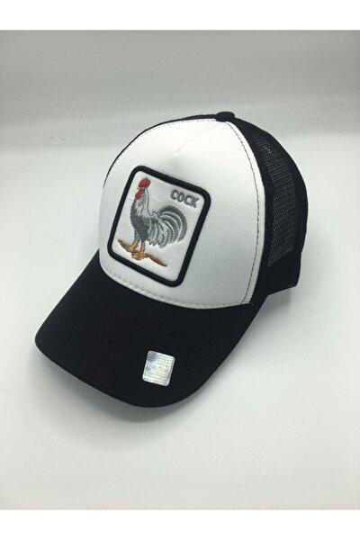 Ayarlanabilir Bay-bayan Hayvan Figürlü Şapka