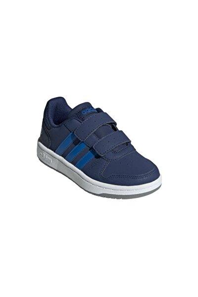 Hoops 2.0 Cmf Lacivert Erkek Çocuk Sneaker Ayakkabı
