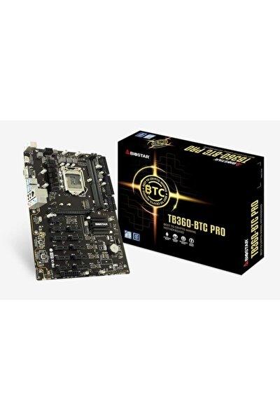 Tb360-btc Pro Ver.6x 8.9.nesil Lga 1151 Ddr4 2666 M.2 12li Ekran Girişi Hdmı Mining Anakart