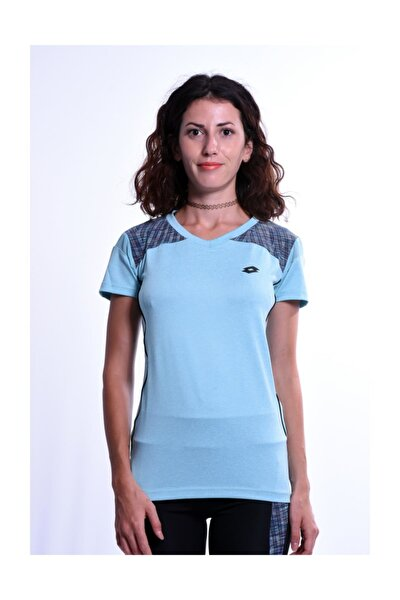 R6566 HOLLY TEE VN  PL W Kadın T-Shirt