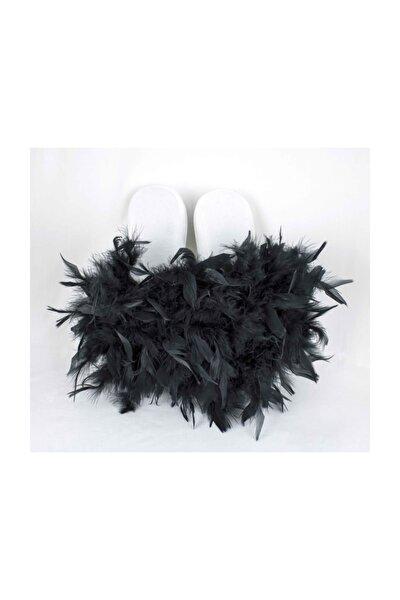 Siyah Tüylü Terlik