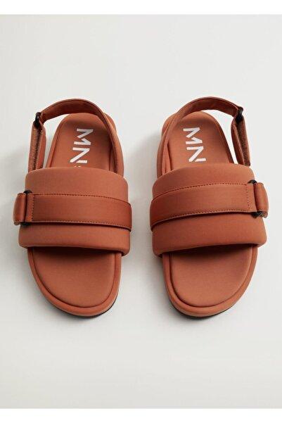 Kadın Turuncu Sandalet
