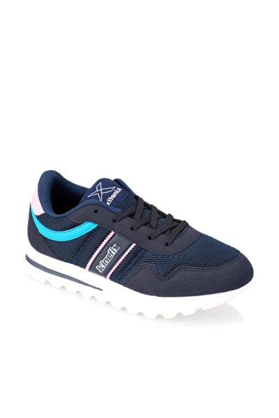 GIAN TX W Lacivert Kadın Sneaker Ayakkabı 100358069
