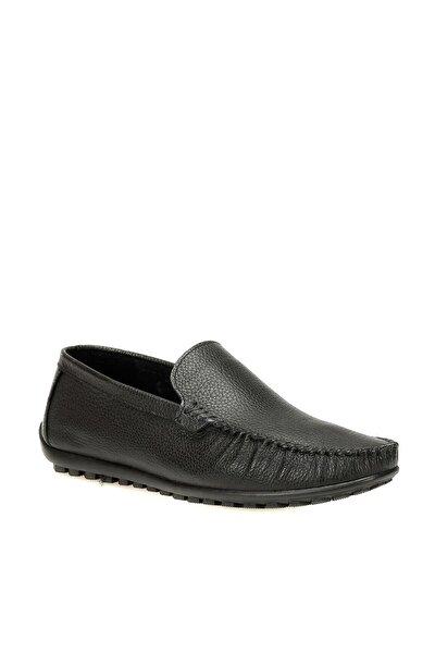 2250 C Siyah Erkek Deri Ayakkabı 100349398