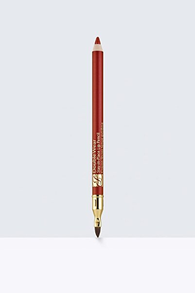 Dudak Kalemi - Double Wear S.I.P Lip Pencil No: 16 Brick 887167056428