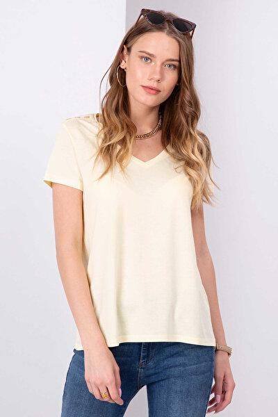 Kadın T-Shirt G022SZ011.000.818301