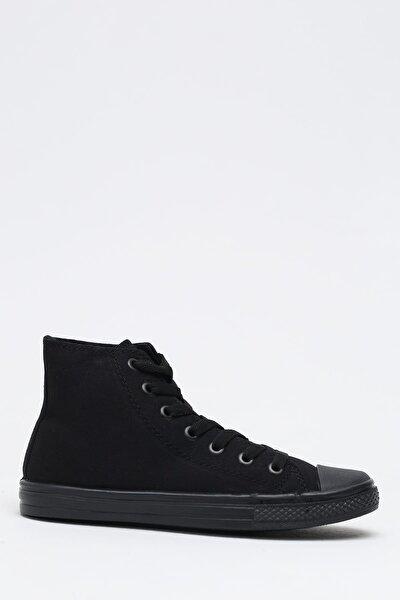 Siyah Kadın Ayakkabı 1003-19-110080