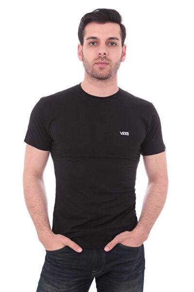 LEFT CHEST LOGO Siyah Erkek T-Shirt 101096559