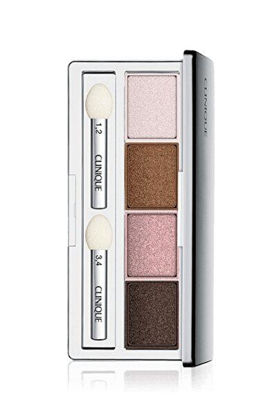 4'lü Göz Farı - All About Eye Shadow Quad Pink Chocolate 4.8 g 020714587352