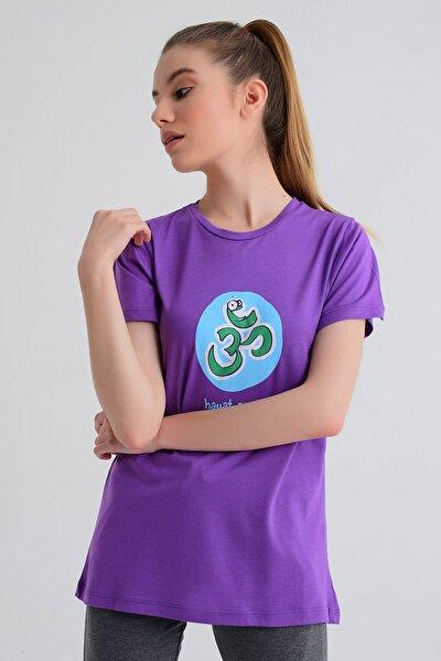 Kadın T-shirt - Wormie OM - WRMMM