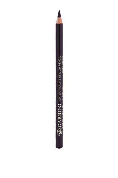 Dudak ve Göz Kalemi - Lip&Eye Pencil 33 8696814015334