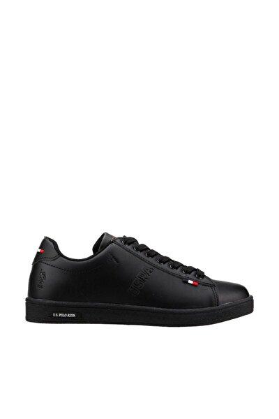 Franco Siyah Kadın Sneaker Ayakkabı 100325581