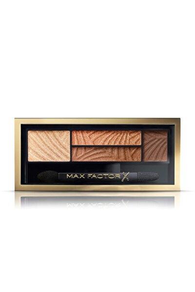 4'lü Far Paleti - Smokey Eye Drama Kit 03 Sumptuos Gold 4084500605527