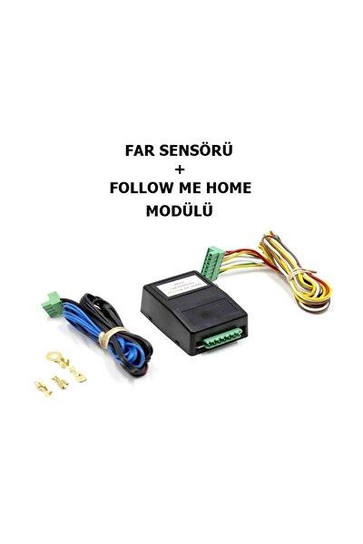 Far Sensörü + Follow Me Home Modülü