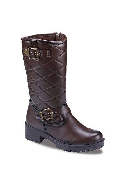 Kahverengi Kadın Çizme 190 14381Z