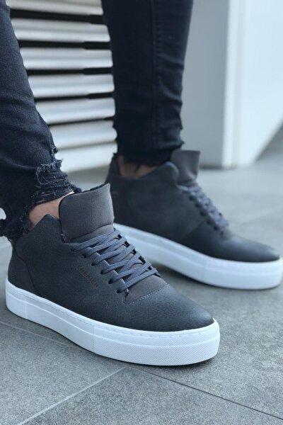 Antrasit Erkek Sneaker CH004