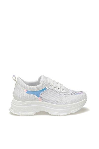 19SF-1503 Beyaz Kadın Sneaker 100464330