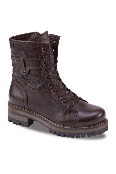 Kadın Klasik Ayakkabı - 20507 Deri - 20507