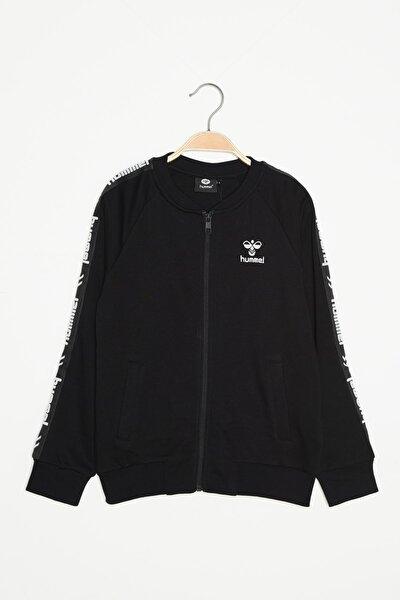 Siyah Unisex Çocuk Sweatshirt