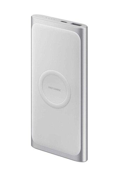 10.000 mAh Hızlı Wireless Gümüş Powerbank EB-U1200CSEGWW