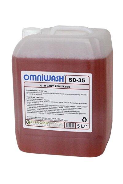 Jant Temizleme Maddesi 5 L Sd-35 Omniwash