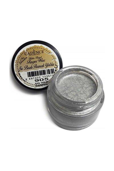Su Bazlı Parmak Yaldız 905 Gümüş