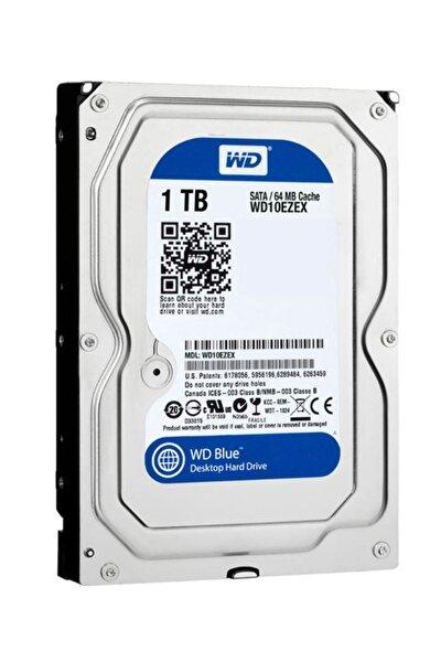 """Blue 1TB 7200RPM Sata 3.0 64Mb 3,5"""" Sabit Disk (WD10EZEX)"""