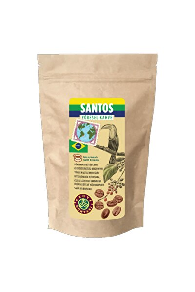 Santos Yöresel French Press Filtre Kahve 200 gr
