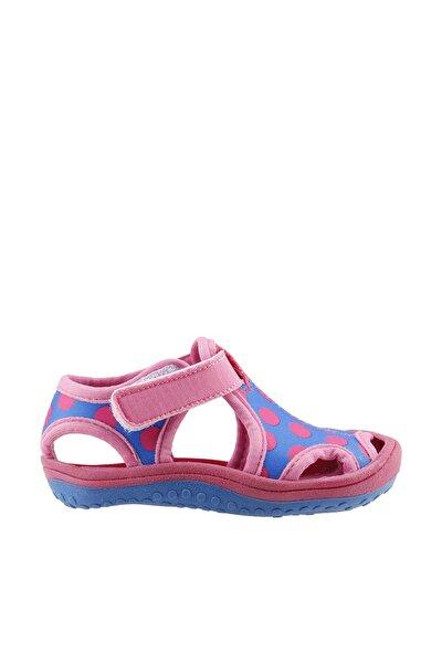Kız Çocuk Pembe & Mavi Sandalet 19YAYAYK0000082