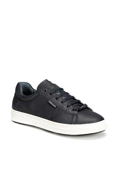BUSIA 9PR Lacivert Erkek Kalın Taban Sneaker Spor Ayakkabı 100416625