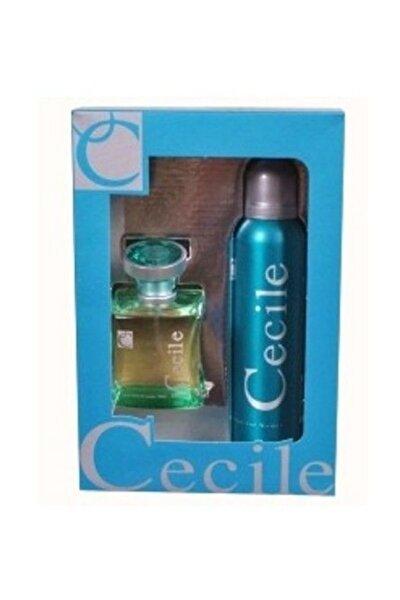 Iris edt 100 ml Kadın Parfüm + Deodorant Set