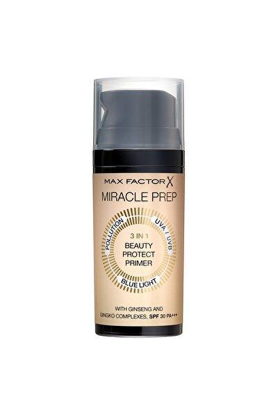 Makyaj Bazı - Miracle Prep 3 in 1 Beauty Protect Primer Spf 30 Pa+++ 3614227917941