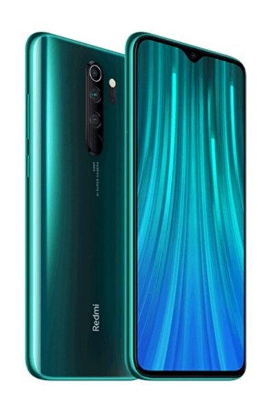 Redmi Note 8 Pro 128 GB Orman Yeşili Cep Telefonu (Xiaomi Türkiye Garantili)