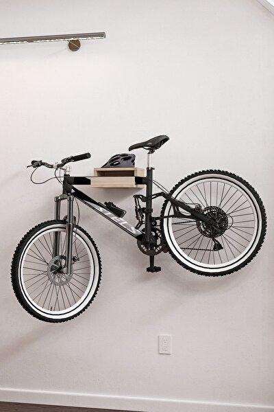 Bisly Tekli Bisiklet Askı Rafı - Sonomo