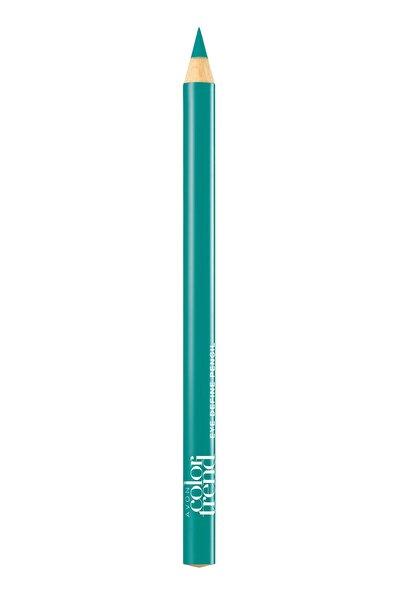 Color Trend Turkuaz Rengi Göz Kalemi - Turquoise 8681298935209