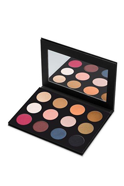 12'li Göz Farı Paleti - Derma Cover Eyeshadow Palette 61 8680923311678
