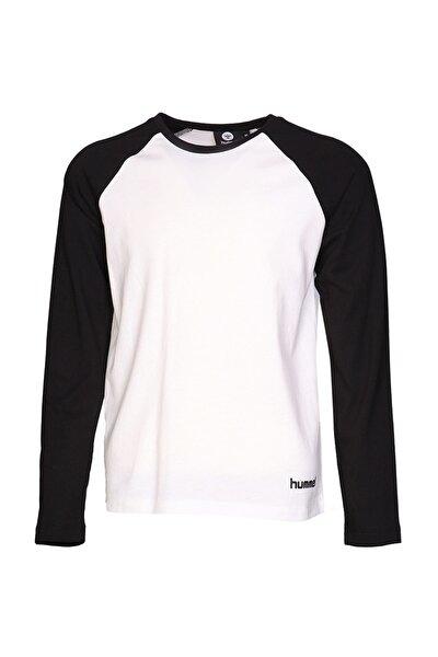 Siyah Kız Çocuk Lex Uzun Kollu Tişört