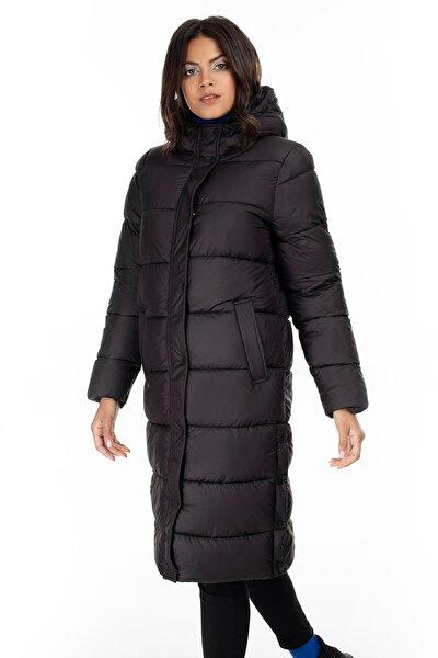 ONLCAMMIE LONG QUILTED COAT OTW Kadın Mont
