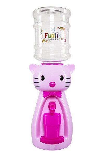Funtik Toys Kedi Figürlü Mini Çocuk Su Sebili
