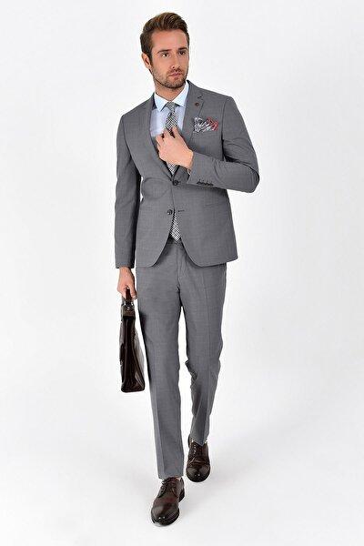 Takım Elbise Comfort Fit 6 Drop 19-0077
