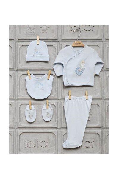 Bebitof Bebek Hastane Çıkış Seti 5'li 20005