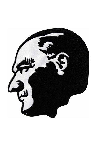 Siyah Atatürk Büyük Boy Arma