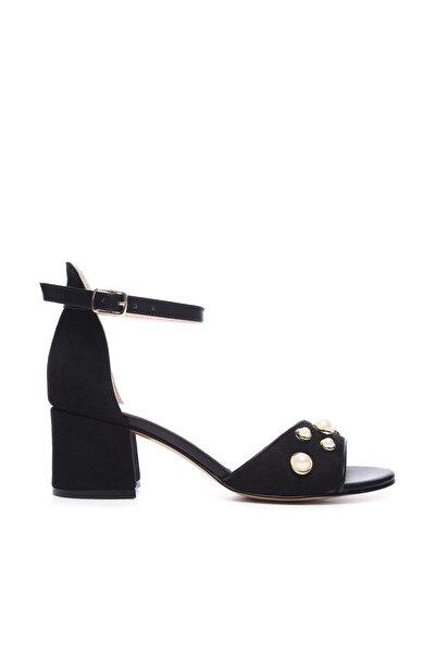 Siyah Kadın Ayakkabı 652 6014 BN AYK