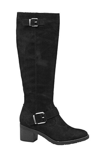Deichmann Siyah Kadın Çizme
